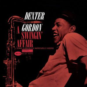 Swingin Affair [Import] , Dexter Gordon