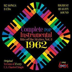 Complete Pop Instrumental Hits of Sixties 3 /  Various , Various Artists