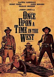 Once Upon a Time in the West , Jason Robards, Jr.