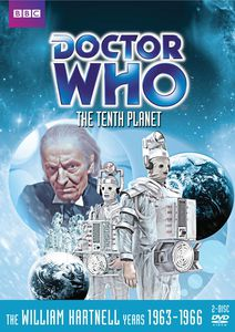 Doctor Who: The Tenth Planet , William Hartnell
