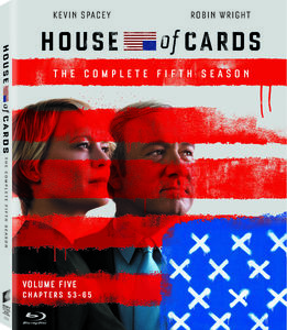 House of Cards: The Complete Fifth Season , Kevin Spacey
