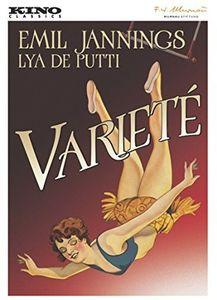 Varieté (Variety) , Emil Jannings