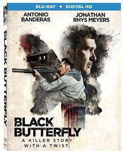 Black Butterfly , Antonio Banderas