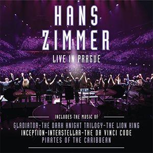 Live In Prague , Hans Zimmer