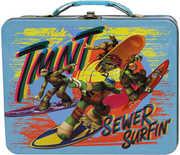 TMNT Lg Carry All Tin (Blue)