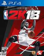 NBA 2K18: Legend Edition for PlayStation 4
