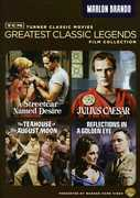 TCM Greatest Classic Legends Film Collection: Marlon Brando , Elizabeth Taylor