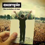 Evolution of Man [Import] , Example