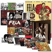 Box Set #3 Curated By Brian Eno , Fela Kuti