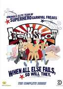 Freak Show: The Complete Series , David Cross