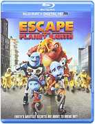 Escape from Planet Earth , Jonathan Morgan Heit