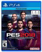 Pro Evo Soccer 2018 for PlayStation 4