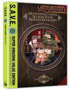 Case Closed: Season Four - S.A.V.E. , Jerry Jewell