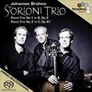 Piano Trio No. 1 Op. 8 /  Piano Trio No. 2 Op. 87 , Storioni Trio