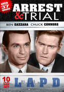 Arrest & Trial: The Complete Series , Ben Gazzara