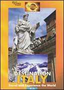 Globe Trekker: Destination Italy , Andrew Daddo