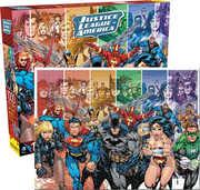 DC Comics- Justice League of America 1000 pc Puzzle