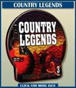 Country Legends [Tin Can Box Set] [Special Edition] , Various Artists