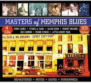 Masters of Memphis Blues /  Various , Various Artists