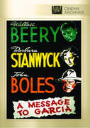 Message to Garcia , Wallace Beery