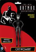 NJ Croce DC Comics: The New Batman Adventures - Catwoman 5 Bendable