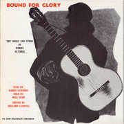 Bound for Glory: Songs and Stories , Woody Guthrie