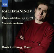 Rachmaninov: Etudes-tableaux Op.39 Moments