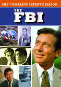 The FBI: The Complete Seventh Season , Efrem Zimbalist Jr.