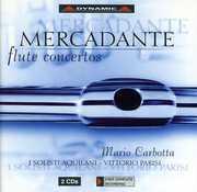 Flute Concertos , Mario Carbotta