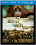 Born to Be Wild 3D , Daphne Sheldrick