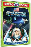 Starcom: Us Space Force - Complete Series , Nick Adams