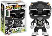 FUNKO POP! TELEVISION: Power Rangers - Black Ranger