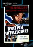 British Intelligence , Boris Karloff
