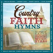Country Faith Hymns , Various Artists