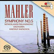 Symphony 5 , Hartmut Haenchen