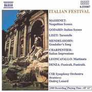 Italian Festival , Czecho-Slovak Radio Symphony Orchestra