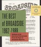 Best of Broadside 1962-1988 /  Various , Various Artists