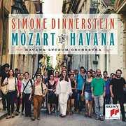 Mozart in Havana , Simone Dinnerstein