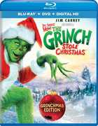 Dr. Seuss' How the Grinch Stole Christmas (Grinchmas Edition) , Mike Hill