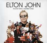 Rocket Man: Number Ones , Elton John