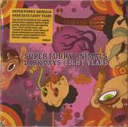 Dark Days/ Light Years [Import] , Super Furry Animals