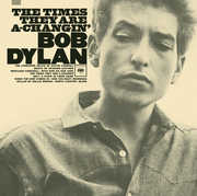 Times They Are A-Changin , Bob Dylan