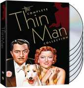 The Complete Thin Man Collection , William Powell
