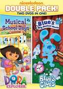 Dora and Blue's Clues Double Feature: Dora Musical School Days/ Blue'sBig Musical Movie , Spencer Kayden