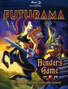 Futurama: Bender's Game , Billy West