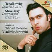Suite 3 in G /  Divertimento , Vladimir Jurowski