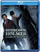 Sherlock Holmes: A Game Of Shadows , Robert Downey, Jr.