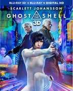 Ghost in the Shell (3D) , Juliette Binoche