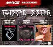 You Can't Stop Rock N Roll /  Come Out & Play /  Lov , Twisted Sister