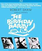 The Birthday Party , Robert Shaw